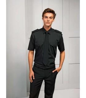 Camasa Barbati Short Sleeve Pilot Premier