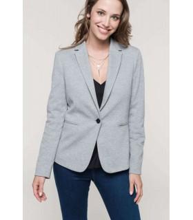 Sacou-Blazer Femei Knit Kariban