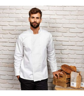 Halat Chef Long Sleeve Premier