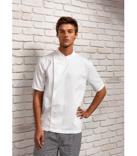 Halat Chef Culinary Short Sleeve Premier