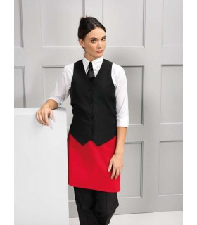 Vesta Bucatar Ladies Polyester Premier