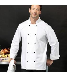 Halat Chef Unisex Cuisine Long Sleeve Premier