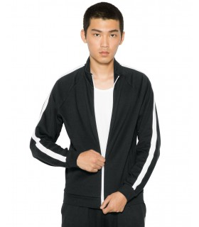 Hanorac Unisex Interlock Track American Apparel