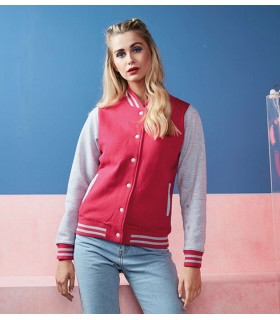Jacheta Girlie Bicolor Varsity ALL WE DO IS