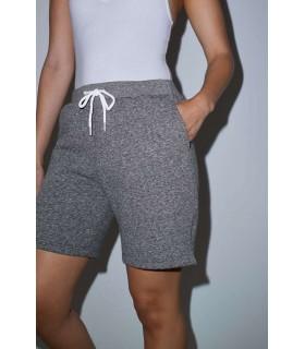 Pantaloni Bermuda Unisex Mock Twist Gym AA