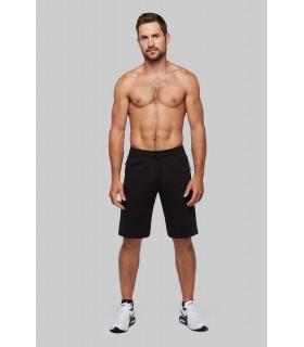 Pantaloni Bermuda Unisex Fleece Multisport Proactiv