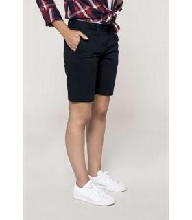Pantaloni Bermuda Femei Chino Kariban