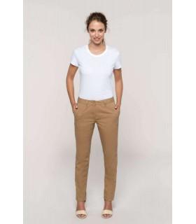 Pantaloni Femei Chino Kariban