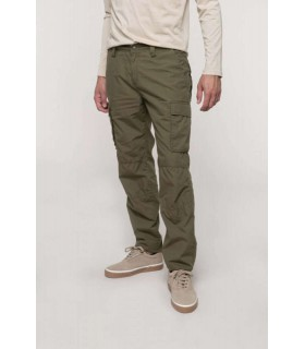 Pantaloni Barbati Lightweight Multipockets Kariban