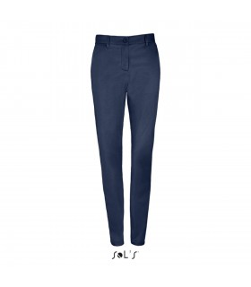 Pantaloni Femei Jared Satin Stretch Sol's