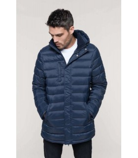 Geaca Barbati Kariban Lightweight Hooded Parka