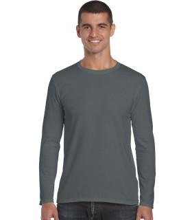 Tricou Gildan Soft Style long sleeve