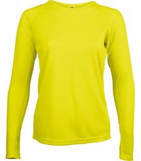 Bluza sport femei maneca lunga proact