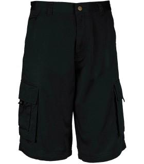 Pantaloni barbati scurti bermuda Trekker Kariban