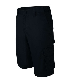 Pantaloni barbati scurti bermuda Multipocket Workwear Kariban