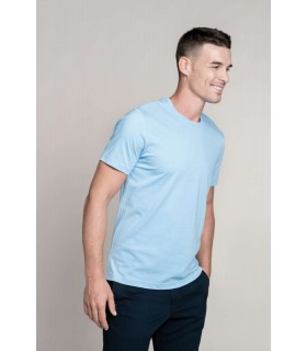 Tricou Barbati Kariban Short Sleeve Crew Neck