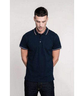 Polo Pique Barbati Kariban Short Sleeve 220g/mp