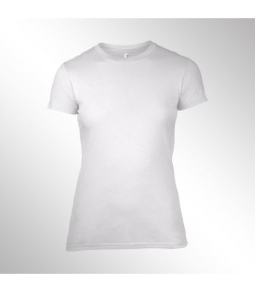 Tricou femei Anvil Fashion Basic Fitted Tee
