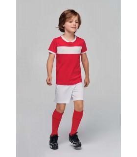 Tricou Sport pentru Copii Proact Jersey Short Sleeve