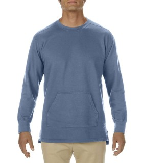 Bluza Barbati French Terry Crewneck Comfort Colors
