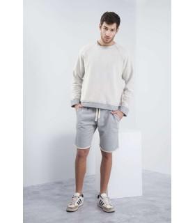 Pantaloni Bermuda Barbati French Terry Vesti