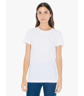Tricou Femei American Apparel Short Sleeve Fine Jersey
