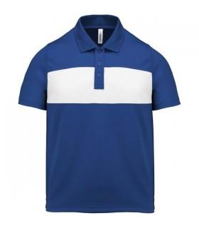 Tricou Polo Sport pentru Copii Proact Short Sleeve