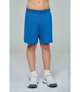 Pantaloni Bermuda Sports Jersey Copii Proact