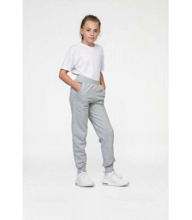 Pantaloni Copii Tapered Track AWDis